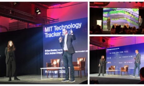 JLL and MIT's Real Estate Innovation Lab event